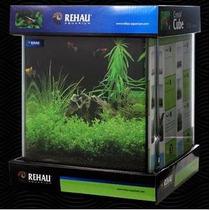 Aquario Rehau Cube Cristal Cc2530 18 Litros