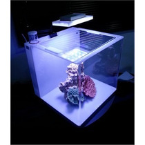 Aquário Marinho - Nano Cube 20 Litros - Ocean Tech - Bivolt