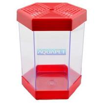 Beteira Plastica 1 Litro Litwin Vermelha - Aquapet