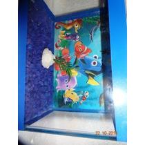 Aquário Beteira Motivo Nemo Para Lembrancinha De Festas