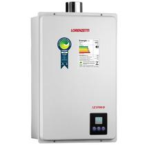 Aquecedor De Água A Gás Lz 3700d Glp 36,5 Digital