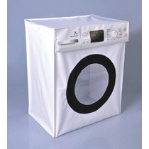 Cesto Para Roupas - Máquina De Lavar E Outros