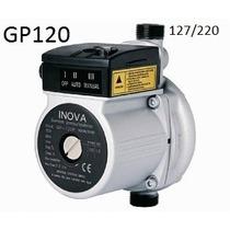 Pressurizador Água -inova Gp-120- C/ Nota Fiscal