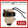 Aquecedor Agua Para Lavatorio Cabelereiro Salao Wm 220 Volts