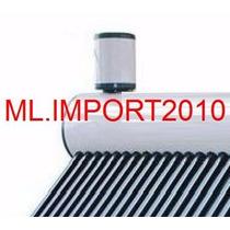 Caixa Agua Auxiliar Inox 3 Aquecedor Solar Vácuo Tubo Boiler