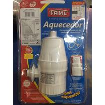 Aquecedor Eletrico Fame C/mang 5400w 220v Banheiro/lavatorio