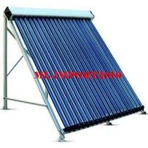 Coletor Solar Vácuo 10 Tubos Aquecedor Agua Quente
