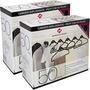 Cabides Aveludados Antideslizante Kit C\100 Peças O Mais Top