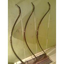 Arco Flecha Elfico De Legolas 30, 35, E 45 Lbs 28 A 30 P