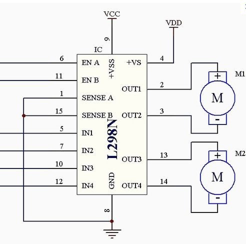 E pic6 93 besides H Bridge Motor Driver Theory Practical additionally Mos Fet Not Gate Circuit Diagram likewise Rcelec in addition Line Following Robot. on h bridge motor driver circuit diagram