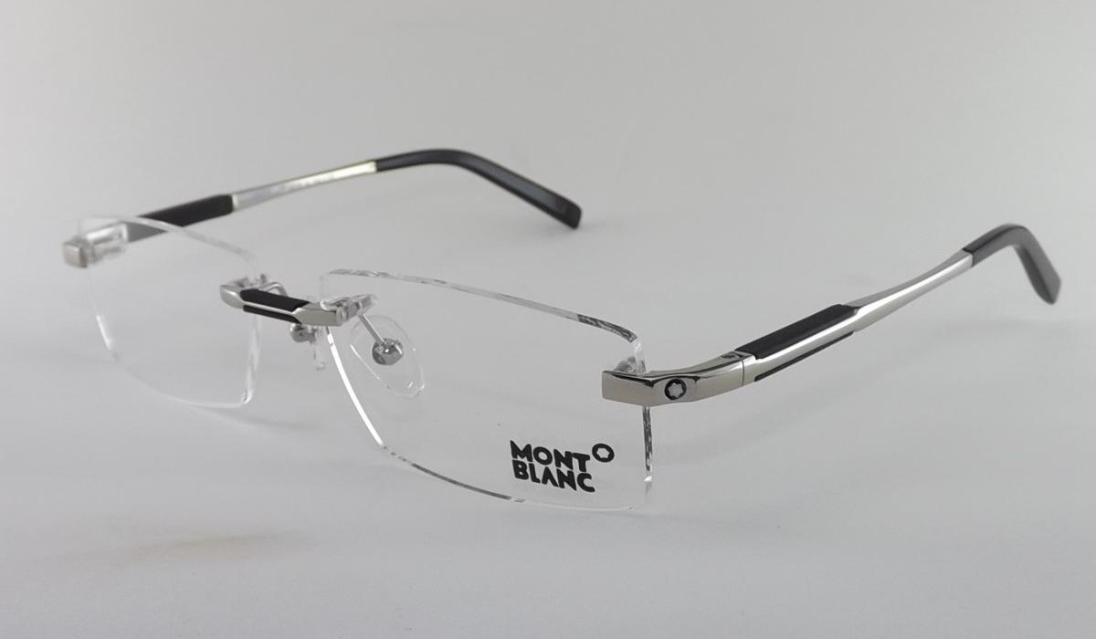 150595546 Armação Oculos Grau Ray Ban Titanium   Gallo