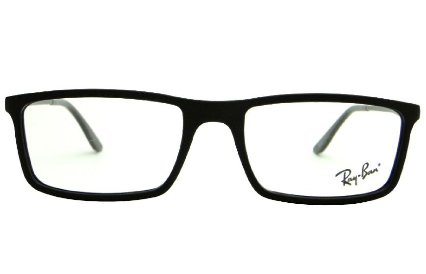 02960172bac8f Armação Oculos Grau Ray Ban Masculino