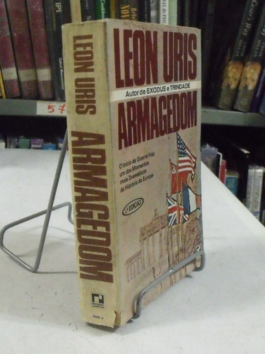 Armagedom - Leon Uris