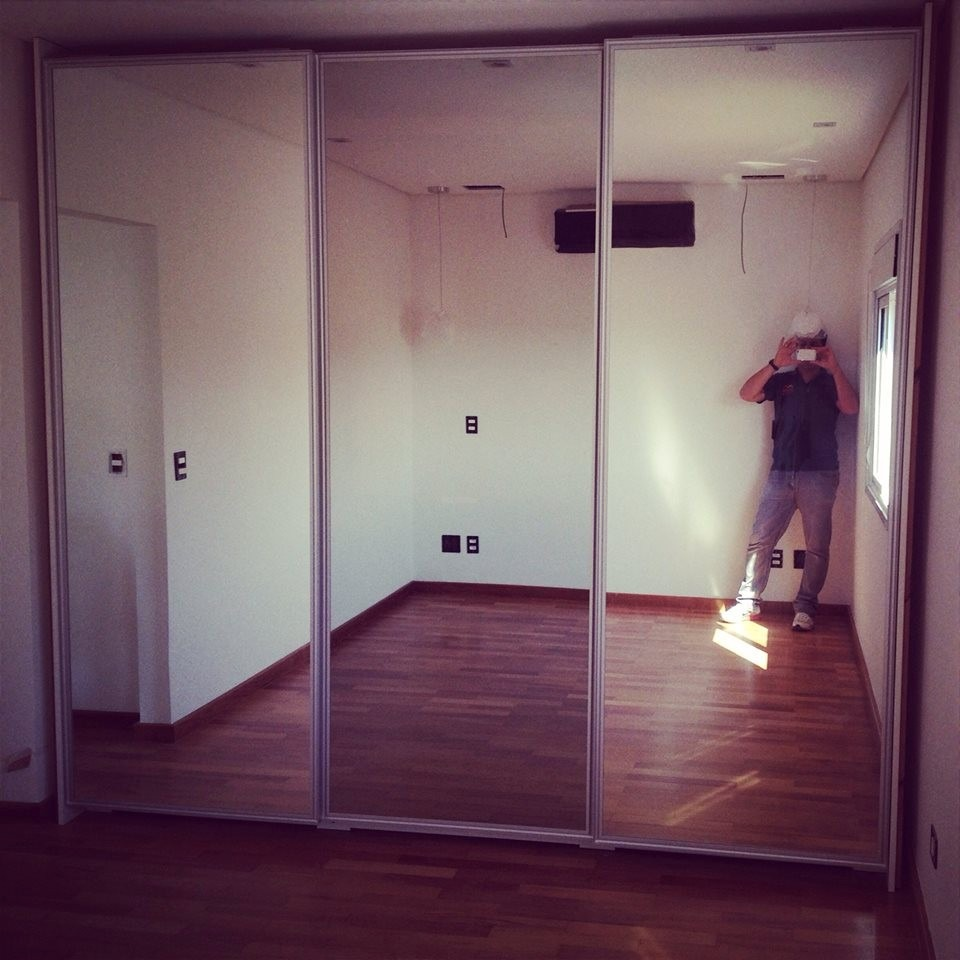 Armario De Parede Com Porta De Correr : Porta de correr para quarto embutida