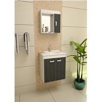 Gabinete / Armário Banheiro Palermo