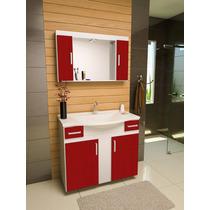 Gabinete / Armário Banheiro San Marino