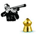 Chumbinho Espingarda Presão 5.5mm / Especial Reptor Veloz