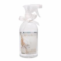 Água Perfumada Spray Para Roupas Bebê 500ml Acquaroma
