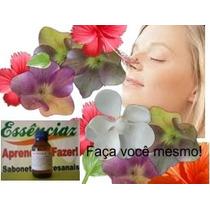 Essência Concentrada 100ml Aromatizador Perfume Osklen