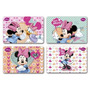 Jogo Americano Infantil Minnie Disney - 4 Peças - Gedex