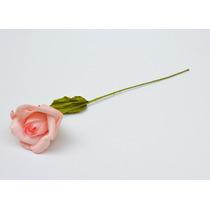 Rosas Artificiais - 24 Flores - Flor Artificial