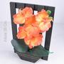 Arranjo Parede Orquídea 30 Cm Várias Cores - Flor Artificial