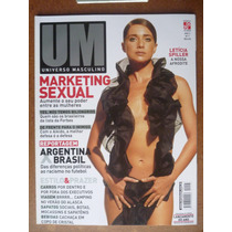 Revista Universo Masculino 07 - Maio 05 - Leticia Spiller