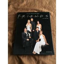 Livro Sobre Friends De Colecionador Raro Jennifer Aniston