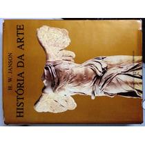 Livro História Da Arte H.w.janson 1989 4ª Edição 824 Pág