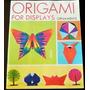 Livro Importado Origami Dobradura Colorido Toshie Takahama