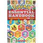 Livro Pokemon: Essential Handbook - Novo, Pronta Entrega!