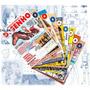 Coleção Modular Básico De Desenho A Mão Livre - 9 Revistas