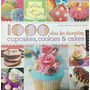Livro 1000 Ideas For Decorating Cupcakes,cookies And Cakes