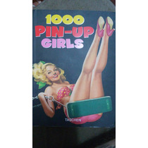Livro 1000 Pin Up Girls (tattoo Old School Tatuagem Desenho