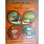 Livro - Cartolina E Papelão - Coleção Trevo De Quatro Folhas