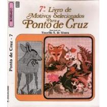 7º Livro De Motivos Selecionados Para Ponto De Cruz 20x25cm
