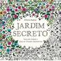 Jardim Secreto Johanna Basford Editora Sextante