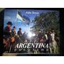 Argentina Panorama - Aldo Sessa - Livro De Fotos - Capa Dura
