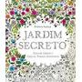 Jardim Secreto + Lápis 24 Cores + Frete Grátis