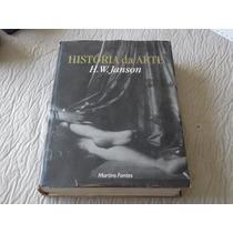 Historia Da Arte - H. W . Janson Edit. Martins Fontes
