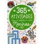 Livro 365 Atividades Para Meninos Ed. 1
