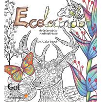 Livro Para Colorir Ecolorindo - Promoção