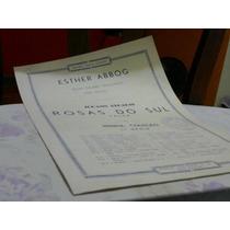 Partitura Rosas Do Sul - Piano - Strauss/esther Abbog