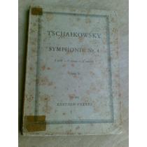 Livro - A Mon Meilleur Ami. Tschaikowsky. Symphonie Nr,4.