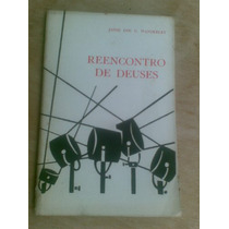 Livro - Reencontro De Deuses - Jaime G. Wanderley - Teatro