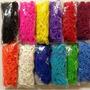 Rainbow Loom - Pulseira Elásticos Coloridos - Várias Cores
