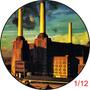 Quadros Personalizados Em Disco Vinil Coleção, Pink Floyd
