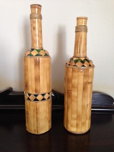 artesanato de bambu para jardim:Artesanato Em Bambu Pictures to pin on Pinterest