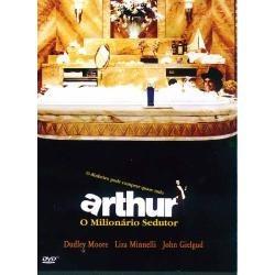 Arthur O Milionário Sedutor - Em Dvd - Frete Grátis: Brasil