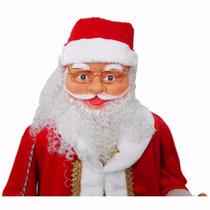 Papai Noel Dancante Musica Boneco Enfeite Decoracao Natal